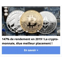 Leads brut placement  en cryptomonnaie